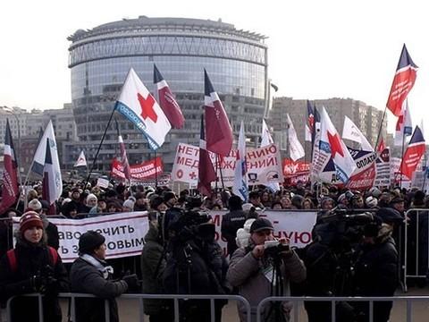 Медики столичных поликлиник начинают «итальянскую забастовку»