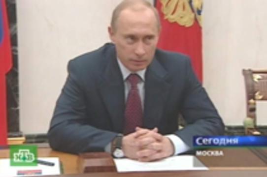 «Коммерсант» предоставил Путину статистику [по обмену биообразцами]