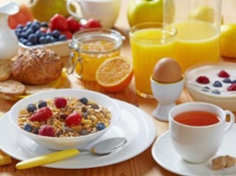 Завтрак защищает мужчин [от болезней сердца]