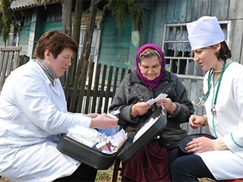 В Бурятии привлекают медиков в села городского типа