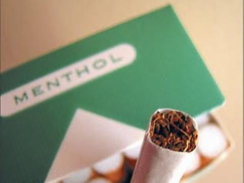 Американские эксперты предложили [запретить ментоловые сигареты]