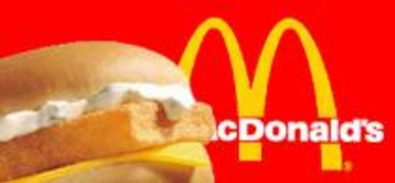 McDonald's  переходит на приготовление здоровой пищи