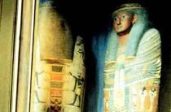 Археологи нашли египетскую мумию с протезом