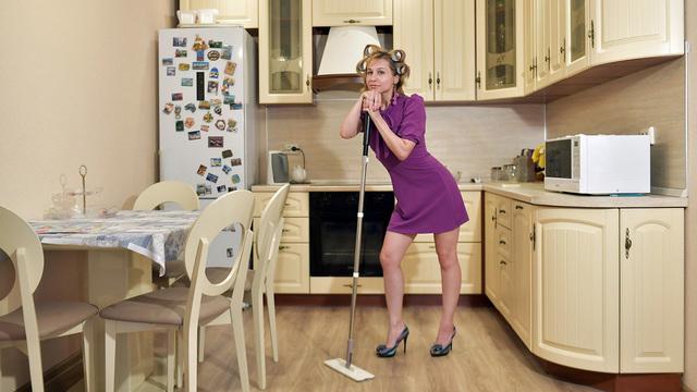 Роспотребнадзор объяснил необходимость ежедневной домашней уборки