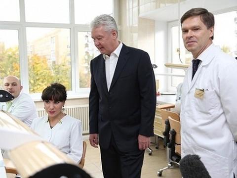 За первую половину 2015 года в Москве создадут 13 университетских клиник
