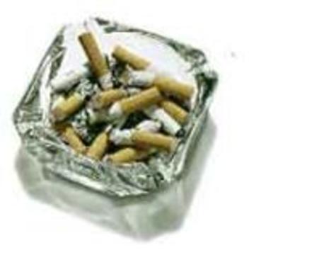 В общественных местах штата Нью-Йорк запрещено курение