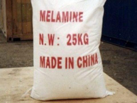 В китайском молоке [снова обнаружили меламин]