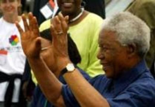 Нельсон Мандела: СПИД непобедим, если не справиться с туберкулезом