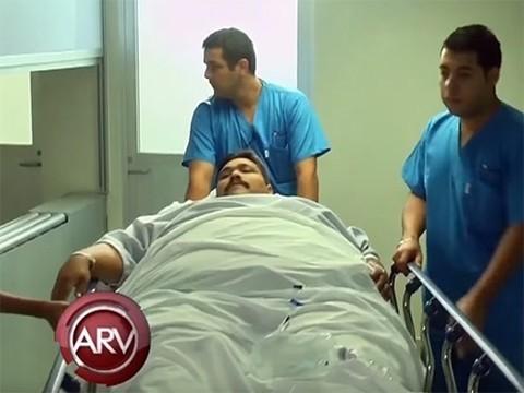 Умер самый толстый человек на планете