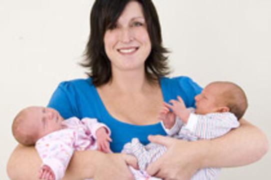 В Великобритании родилась [самая тяжелая пара близнецов]