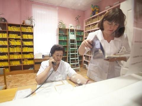 Депздрав: порядок записи пенсионеров итрудящихся вполиклиники пока неменяется