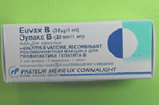 Роспотребнадзор запретил использовать [корейскую вакцину от гепатита B]