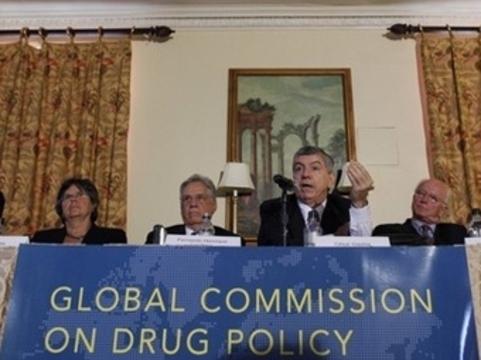 [ООН открестилась] от предложения легализовать наркотики