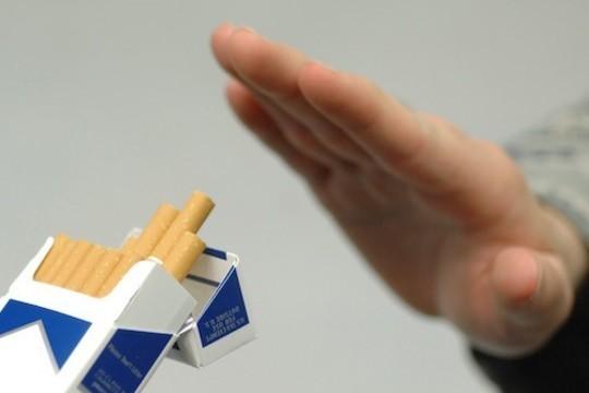 Отказ от курения благоприятно влияет на обмен веществ