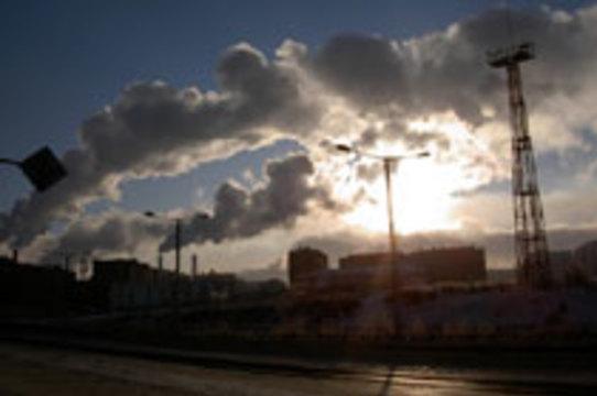 Три из десяти самых загрязненных городов мира [находятся в России]