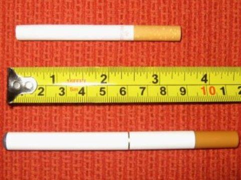 Электронные сигареты признаны [опасными для здоровья]