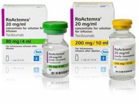 В Европе одобрили [препарат Roche для лечения артрита у детей]