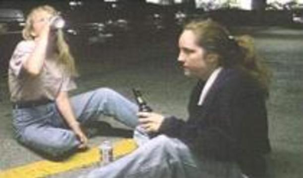 Алкоголь разрушает мозг подростков