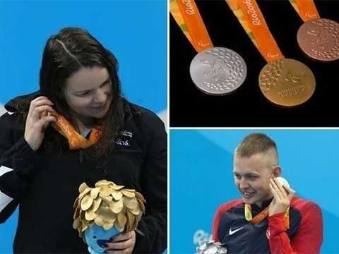 Как звучит медаль Паралимпиады