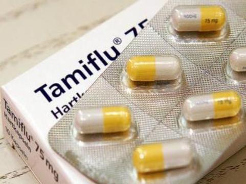 Половина британских школьников [плохо переносит лекарство от гриппа H1N1]