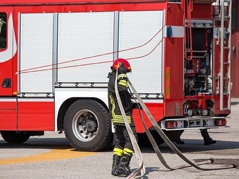В Амурской областной клинической больнице произошел пожар