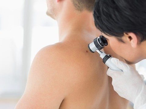 Здоровую кожу можно использовать для диагностики рака