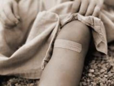 Прививки будут делать с помощью пластыря