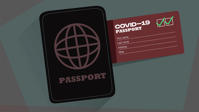 Приведены 10 причин, по которым иммунные паспорта – плохая идея