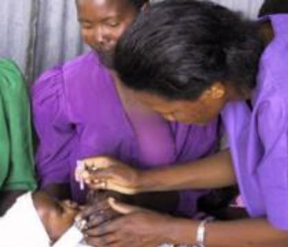 В Анголу вернулся полиомиелит