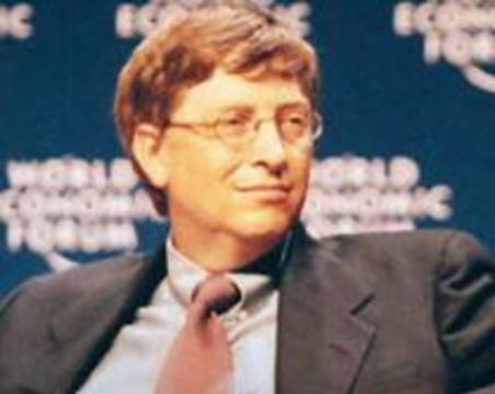 Билл Гейтс потратит на борьбу со СПИДом в десять раз больше, чем правительство США