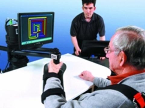 Робот помог пациентам [восстановить функцию рук после инсульта]