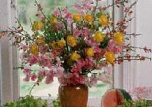 В больницу с цветами теперь не пускают