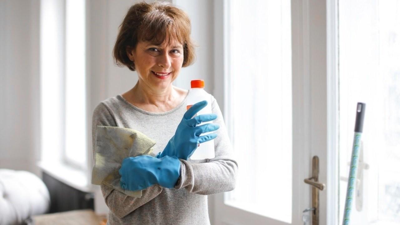 Работа по дому полезна для мозга пожилых людей