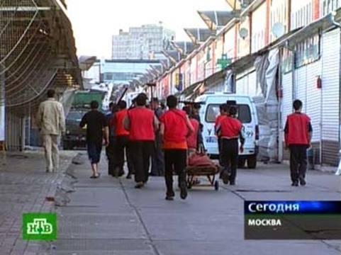 У работников Черкизовского рынка [обнаружили ВИЧ и туберкулез]