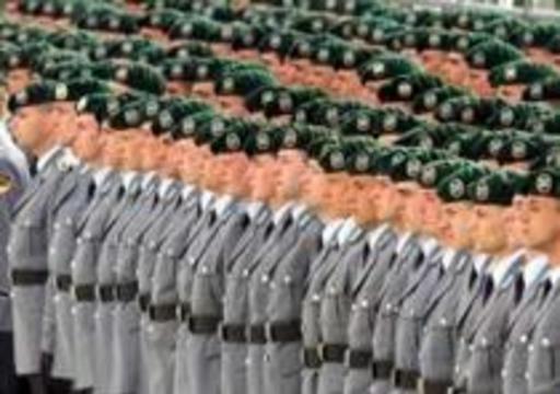 Немецкие солдаты воюют с ожирением