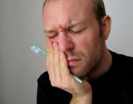 Зубная боль мучает [половину населения Земли]