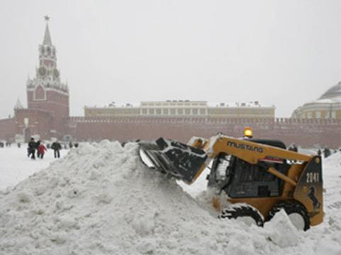 Минувшей ночью в Москве [от переохлаждения скончался один человек]