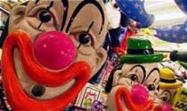 Клоун учит главврачей работать в команде