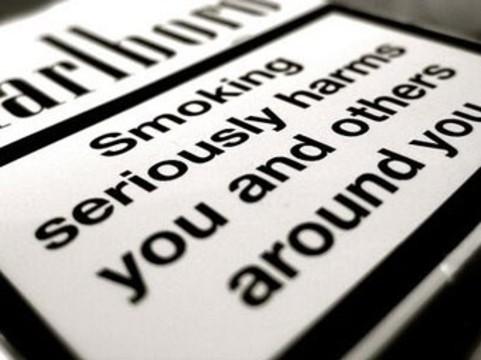 Шотландские ученые испытали [«говорящие» сигаретные пачки]