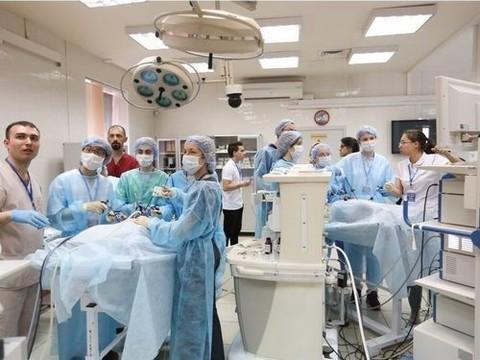 В Москве пройдет III Российско-британская летняя школа по инновационной хирургии