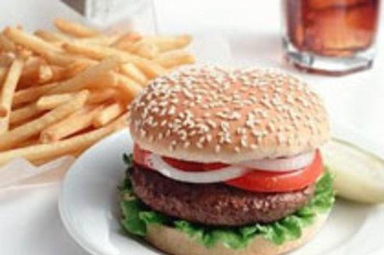 Британские фаст-фуды будут указывать калорийность блюд [в меню]