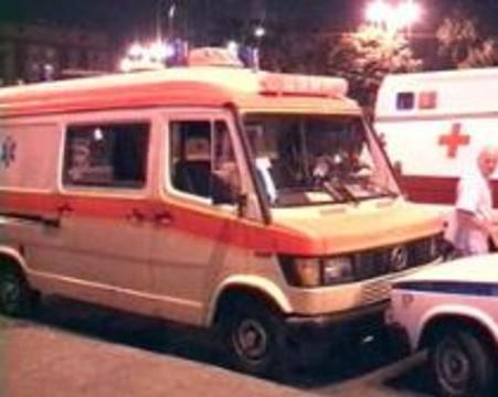 """Парад на Красной площади будут обслуживать 40 машин """"скорой помощи"""""""