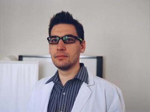 Молодые врачи. Педиатр Фёдор Катасонов