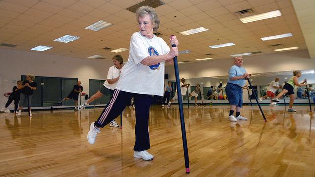 Физические упражнения могут улучшить работу мозга в любом возрасте