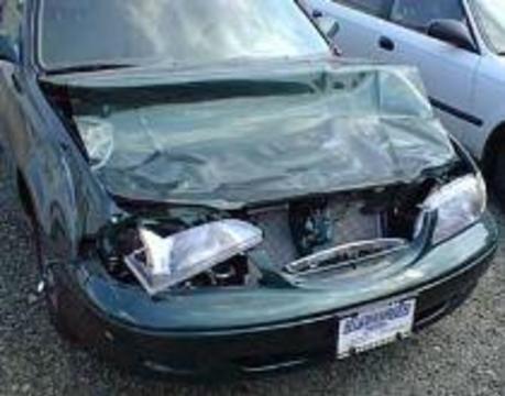 Африканец попал в аварию и выздоровел