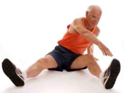Четверть часа ежедневных упражнений [продлевает жизнь на три года]