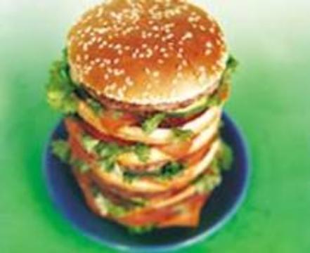 """""""Макдональдс"""" больше не будет скрывать калорийность гамбургеров"""