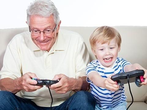 Видеоигры уменьшают риск деменции у пожилых людей