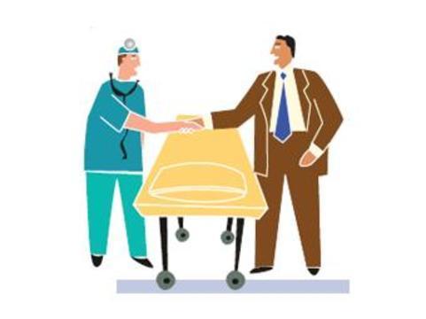 Минздрав будет оценивать качество медпомощи [по удовлетворенности пациентов]
