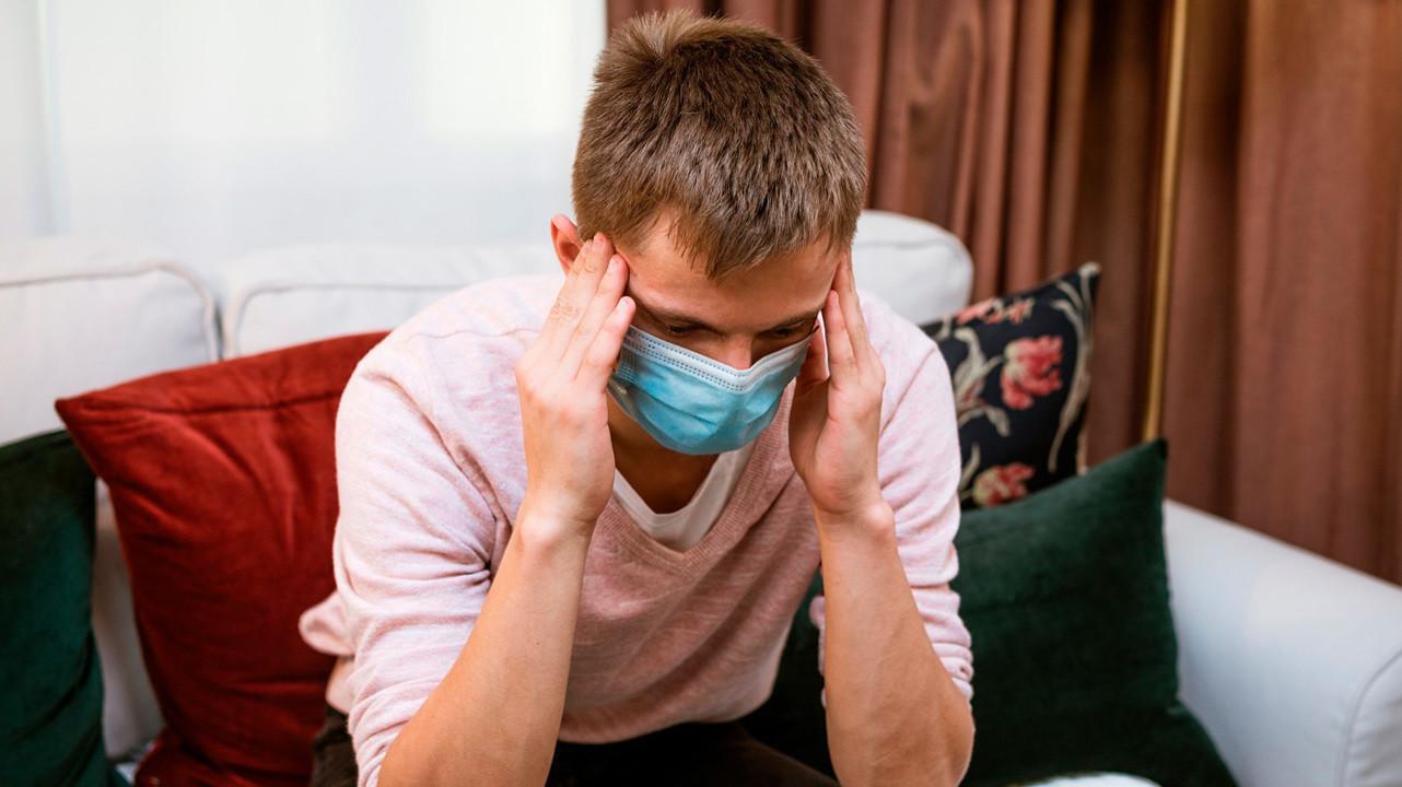 ТОП-5 симптомов COVID-19 у привитых, непривитых и получивших 1 компонент